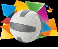 cursos y clases de voleibol para niños y adultos