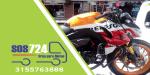 Grua para motos sos724