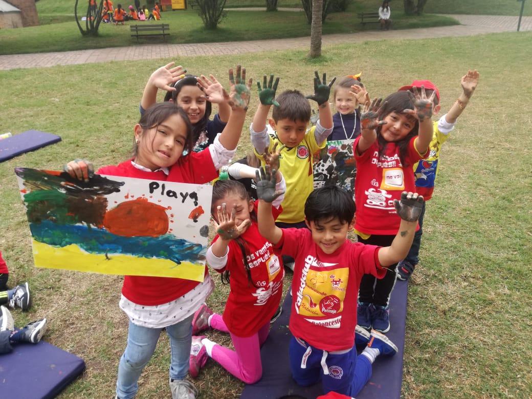 cursos de vacaciones para niños saludclub parque sauzalito 2