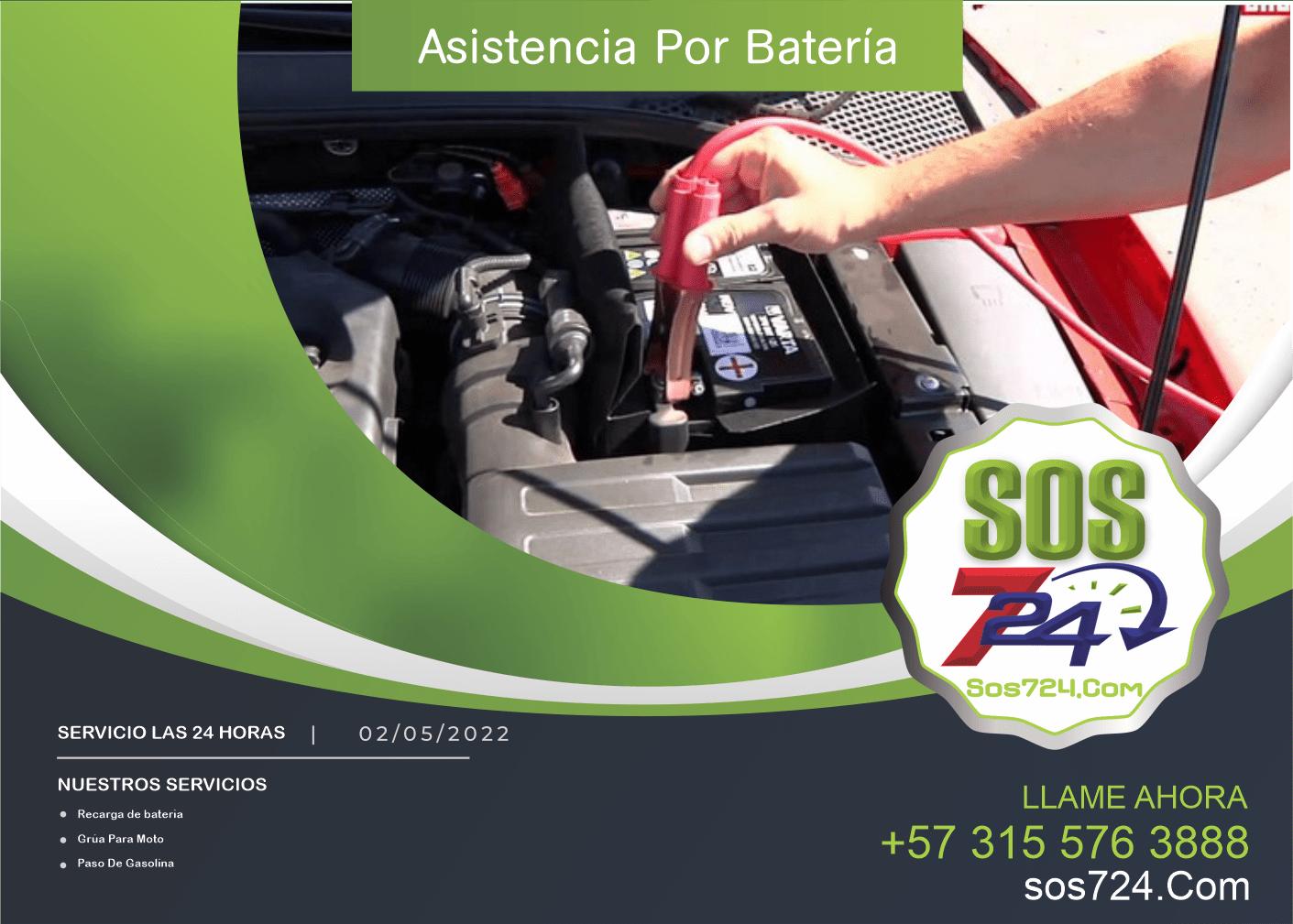 Reinicio y Recarga de Bateria Para motos y carros